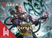 Guilds of Ravnica Sealed #6 Magic Arena - Cinott MTG