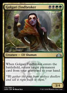 Golgari-GolgariFindbroker