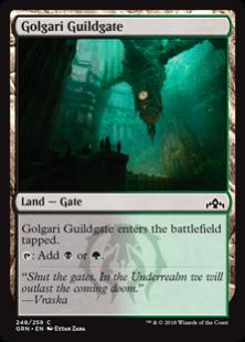 Golgari-GolgariGuildgate