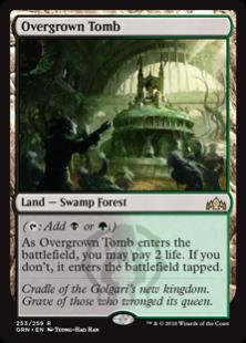 Golgari-OvergrownTomb