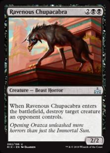 Golgari-RavenousChupacabra