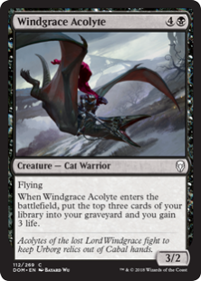 Golgari-WindgraveAcolyte