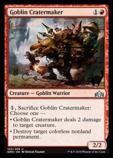 Izzet-GoblinCratermaker