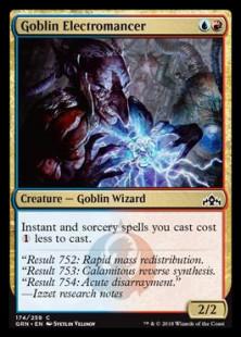 Izzet-GoblinElectromancer