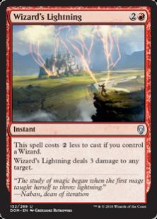 Izzet-WizardsLIghtning