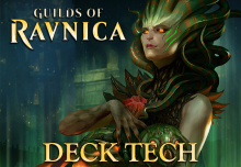 Guilds of Ravnica Standard Deck Tech – Izzet Creature Control