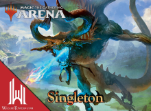 5-color Singleton Magic Arena - Cinott MTG