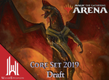 Core 2019 Booster Draft Mono Blue - Magic Arena - Cinott MTG