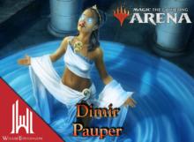 Dimir Pauper Magic Arena - Cinott MTG