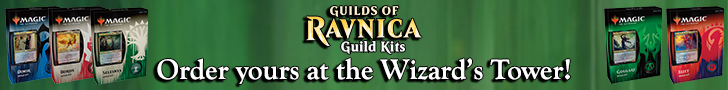 Order your Guild Kits #AtTheTower today!