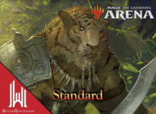 Standard Red White Aggro Magic Arena - Cinott MTG