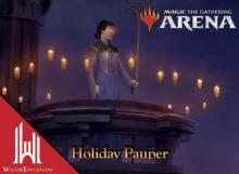 Holiday Pauper Magic Arena - Cinott MTG