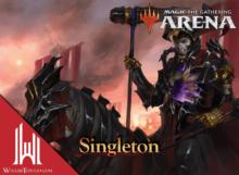 Singleton Mono-Black Control Magic Arena - Cinott MTG