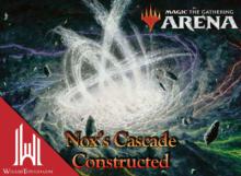 Cascade Constructed #1 Magic Arena - Cinott MTG