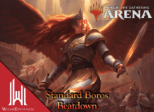 Standard Boros Beatdown Magic Arena - Cinott MTG