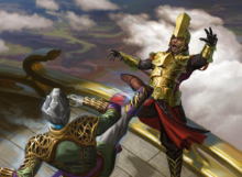 Adventures in Standard: Making a Mark