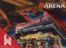 Kripp's Treasure Draft #2 Magic Arena - Cinott MTG