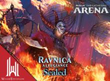 Ravnica Allegiance Sealed - Magic Arena - Cinott MTG