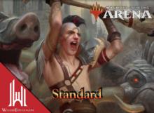Standard Gruul Riot - Magic Arena - Cinott MTG