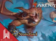 Standard Black Red Demons - Magic Arena - Cinott MTG