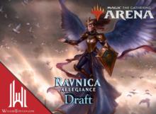Ravnica Allegiance Draft #1 - Magic Arena - Cinott MTG