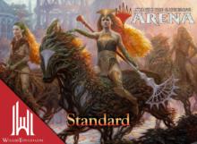Standard Abzan Knights - Magic Arena - Cinott MTG
