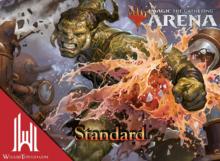 Standard Simic Blast - Magic Arena - Cinott MTG