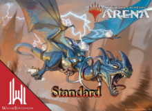 Standard Izzet Drakes V2 - Magic Arena - Cinott MTG