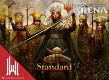 Standard Mono White Aggro - Magic Arena - Cinott MTG