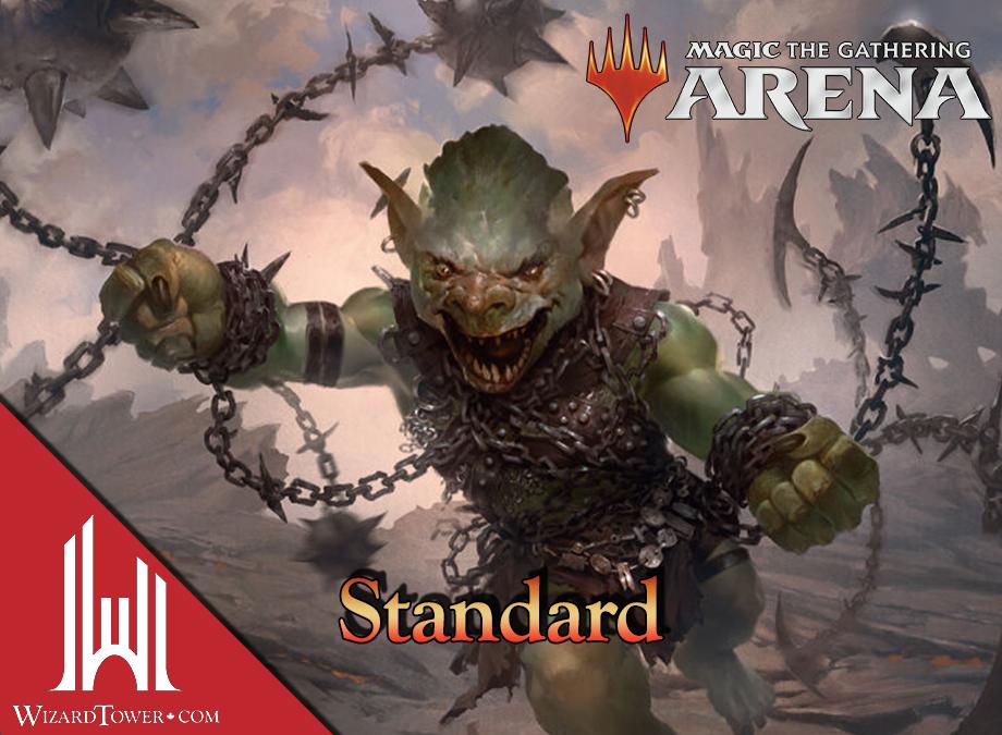 Standard Rakdos Aggro