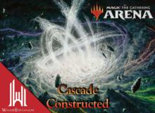 Cascade Constructed RG - Magic Arena - Cinott MTG