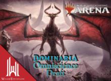 Dominaria Omniscience Draft - Magic Arena - Cinott MTG