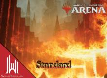 Standard Gates Ablazin Deck - Magic Arena - Cinott MTG