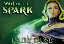 Daily Dose of War of the Spark – Zombie Gods and a Boar God?