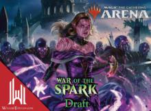 War of the Spark Draft - Simic Planeswalkers - Magic Arena - Cinott MTG