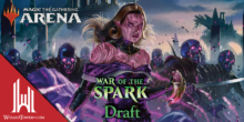 War of the Spark Traditional Draft - Magic Arena - Cinott MTG