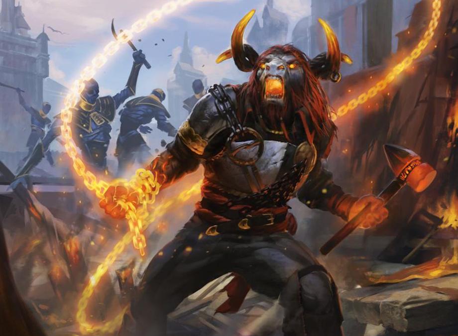 Angrath Captain of Chaos