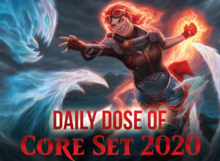 Daily Dose of Core Set 2020 #8 – Not feeling Blue about these cards