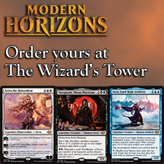 Order your Modern Horizons Singles Now!