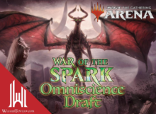 War of the Spark Omniscience Draft - Magic Arena - Cinott MTG