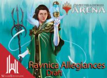 Ranked Ravnica Allegiance Draft - Magic Arena - Cinott MTG
