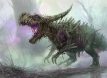 Standard Jund Dinosaurs - Magic Arena - Cinott MTG