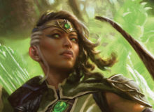 Getting Ready for Throne of Eldraine #6 – Looking at post-rotation Green cards
