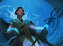 Standard 2020 Bant Vannifar - Magic Arena - Cinott