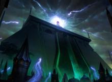 Golgari Citadel - Magic Arena - ChompydaChupacabra