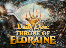 Daily Dose of Throne of Eldraine #9 – Do you like to draw extra cards?