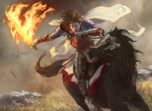 Throne of Eldraine Brawl Knights Charge - Magic Arena - Cinott MTG