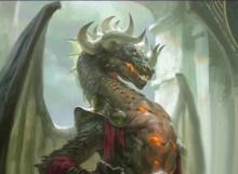 Throne of Eldraine Brawl Savage Hunter - Cinott MTG - MTG Arena