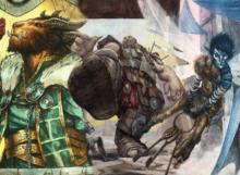Standard Temur Adventure - Magic Arena - Cinott