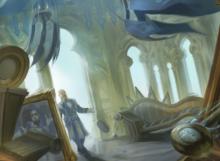 Standard Esper Enchantment Foretold - Magic Arena - Cinott